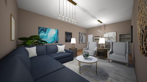 living room - Modern - Living room  - by elyse_hauxwell