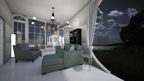 rhrghgfh - Living room - by miyase