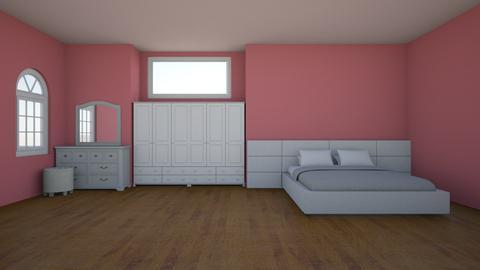 Bedroom by Samra - Modern - Bedroom  - by Sam Raa
