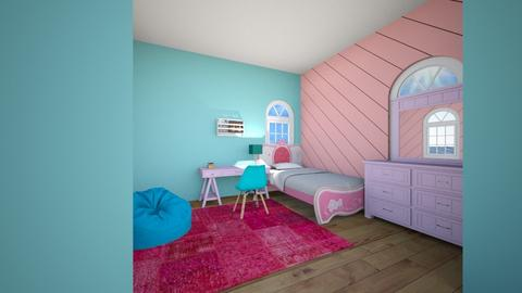 Kid Bedroom - Kids room  - by Snowball Styler