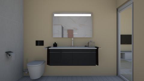 BANO PRINCIPAL - Classic - Bedroom  - by GladysQuispe
