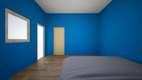 habitacion - Modern - Bedroom - by jorge1990