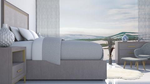 Window Wall - Modern - Bedroom  - by millerfam