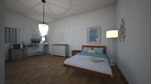Project 1 - Bedroom  - by sidfield
