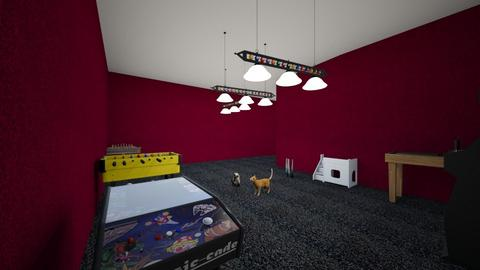 Chaces kingdom - Modern - Bedroom  - by ChAcE0_0