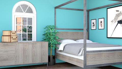 Vacation Apartment  - Bedroom  - by Adrianna1010