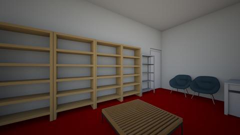 ruang baca masjid muallim - by ismaifajri