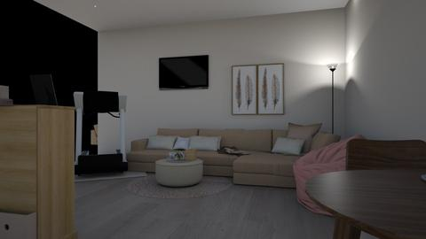 Lounge room 2 - Living room  - by Hummingbird_