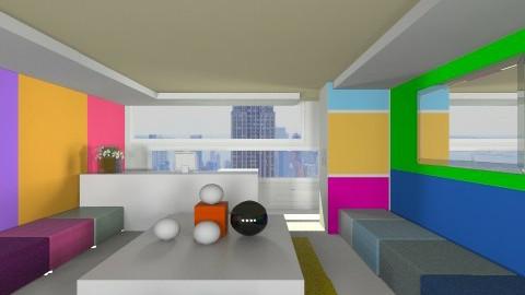 Waitingroom001 - Modern - Office  - by Ivana J