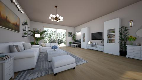 drEam - Living room  - by orlaa