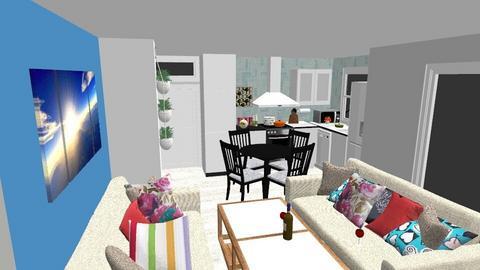 comedor otramas - Living room  - by aceitunilla