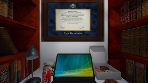 Tiny Office - Office  - by SammyJPili