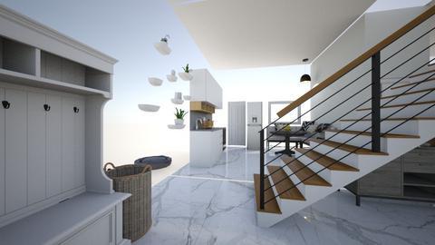 GL ENTRY 2 - Kitchen - by Tiny_Bubbles