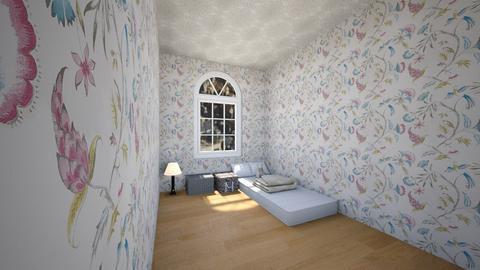 Icephoenix 1 - Kids room - by scourgethekid