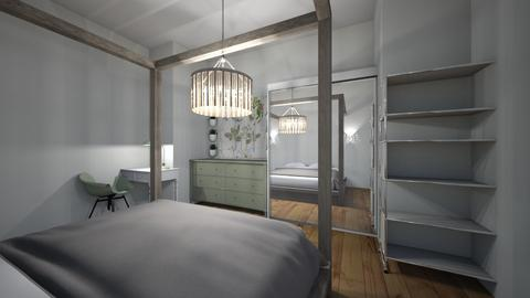 greeny pnini - Bedroom  - by mohm43