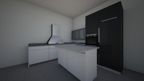 Andrew - Modern - Kitchen  - by CTE Exploratory classwork page