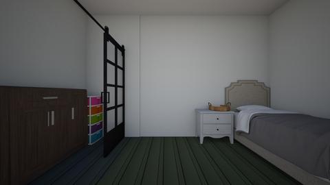 room - Bedroom  - by amelie mackay