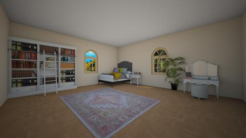 pretty bedroom - Bedroom - by xxClaireBearxx