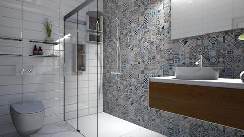 1 - Bathroom  - by Netanel radai