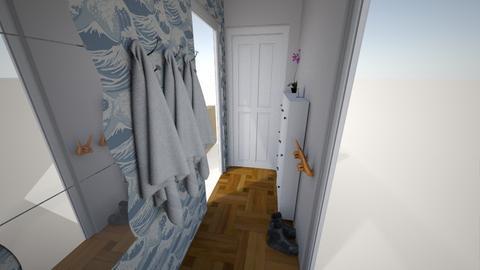 hallway - by benmayeux