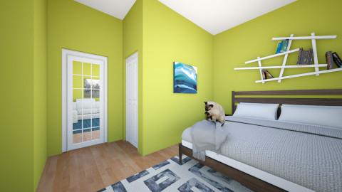 SPRING2016 - Bedroom  - by InspiredRK
