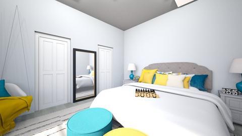 Bedroom - Bedroom  - by tacobear13