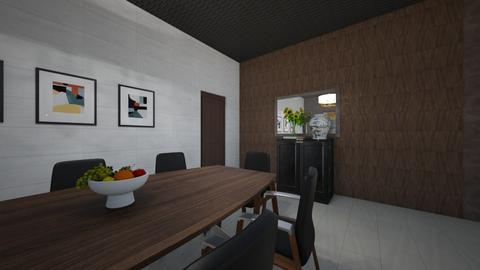 Arquitectura nuevo - Living room  - by Amaliaabreu89