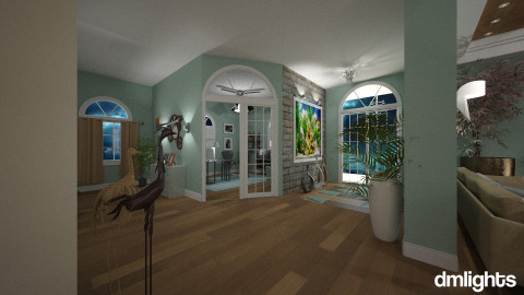 Foyer - Classic - by DMLights-user-981898