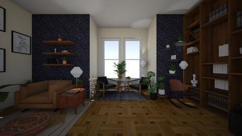 Home LibraryB - Modern - by PeculiarLeah