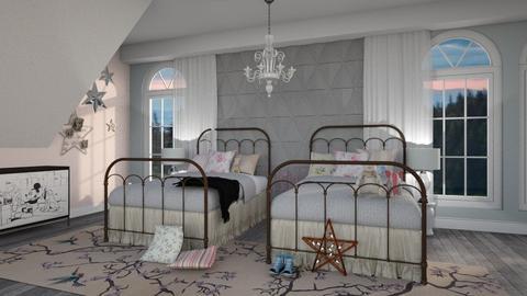 Little - Bedroom - by jo0207