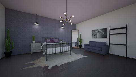 lavander - Bedroom  - by araschke