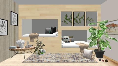 Bed bunks - Classic - Bedroom  - by Meghan_Pheebs