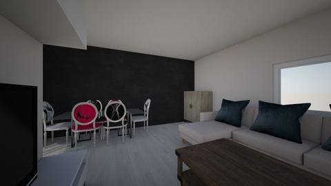 SALON 1 - Living room - by AIBAR