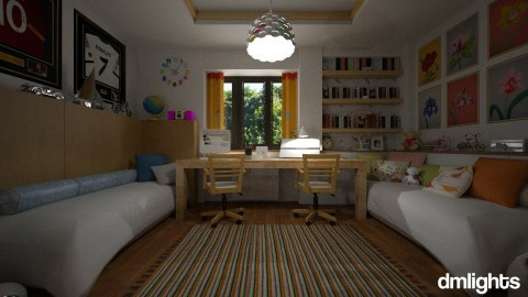 Projekat _ Decija soba - Kids room - by DMLights-user-1025330