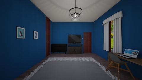 Brennan Frye Beta  - Bedroom  - by BrennanF