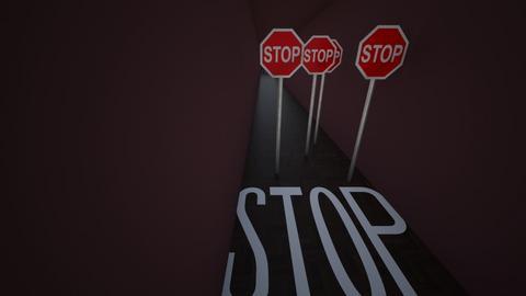 stop - Rustic - by mariaheatsbutt