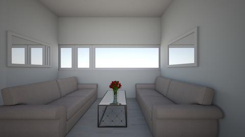 Madison style living area - Modern - Living room  - by ROOMRENOVATER
