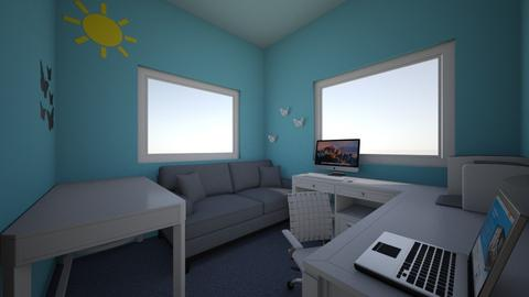 Sunny Sky Office  - Office  - by M_L_A