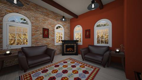 Reece - Living room  - by Reece schreiman