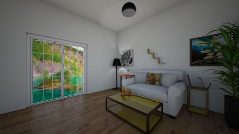 Preston - Living room  - by Preston_moses7