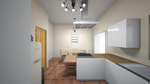 Mums Kitchen v3 - Kitchen  - by cconstance94