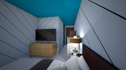Bedroom Family Simple - Minimal - Bedroom  - by Milano Ano