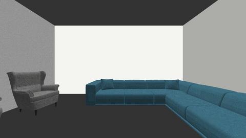 Living room model - Living room  - by interiorgirl101