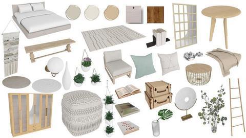 My Style Bedroom - by petersenalexandra