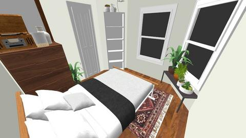 Maybe Small Bedroom v2 - Bedroom  - by mellowtangelo