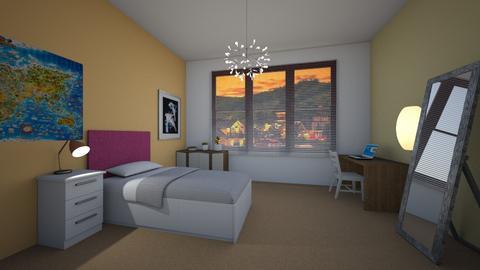 Blinds - Classic - Bedroom - by Twerka