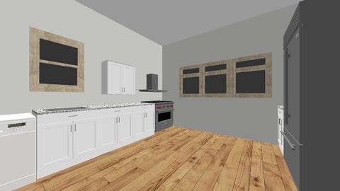 Dream Kitchen - Kitchen  - by brucemas