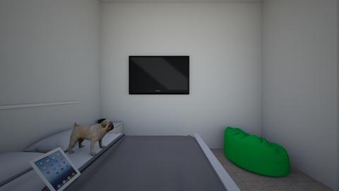 bedroom galla - Modern - Bedroom  - by zamarya