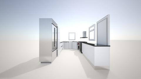 k1 - Kitchen - by gurelec