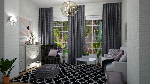 Geometric - Living room - by Ancy